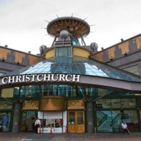 Christchurch Casino in New Zealand