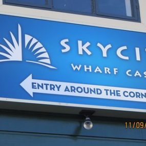 SKYCITY Wharf Casino in Queenstown