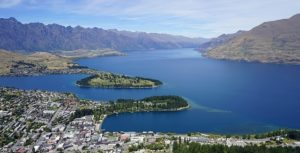 Lake Wakatipu in Queensland