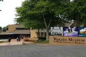 Waikato Museum in New Zealand