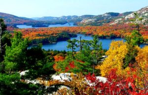 Killarney National Park in Ontario