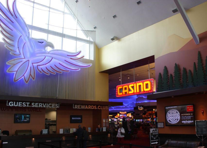 Grey Eagle Casino Events Calendar